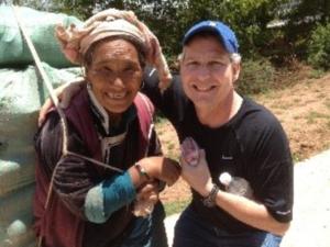 Larry Yanaros Missionary in China