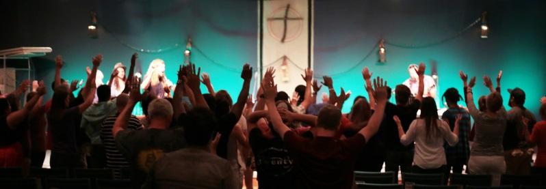 Boiler Room Worship Service